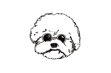 Poodle MEET UP 2020 イラスト